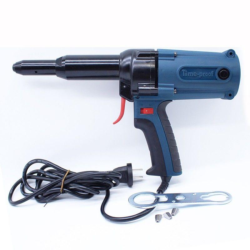 2017 Quality TAC500 220V/400W Electrical Power Riveter Gun