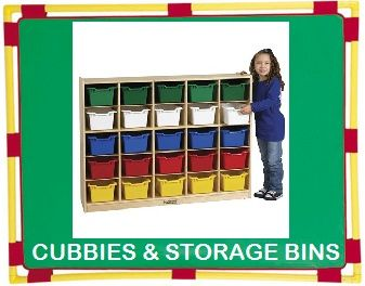Daycare Furniture Direct Cubbies And Storage Bins For