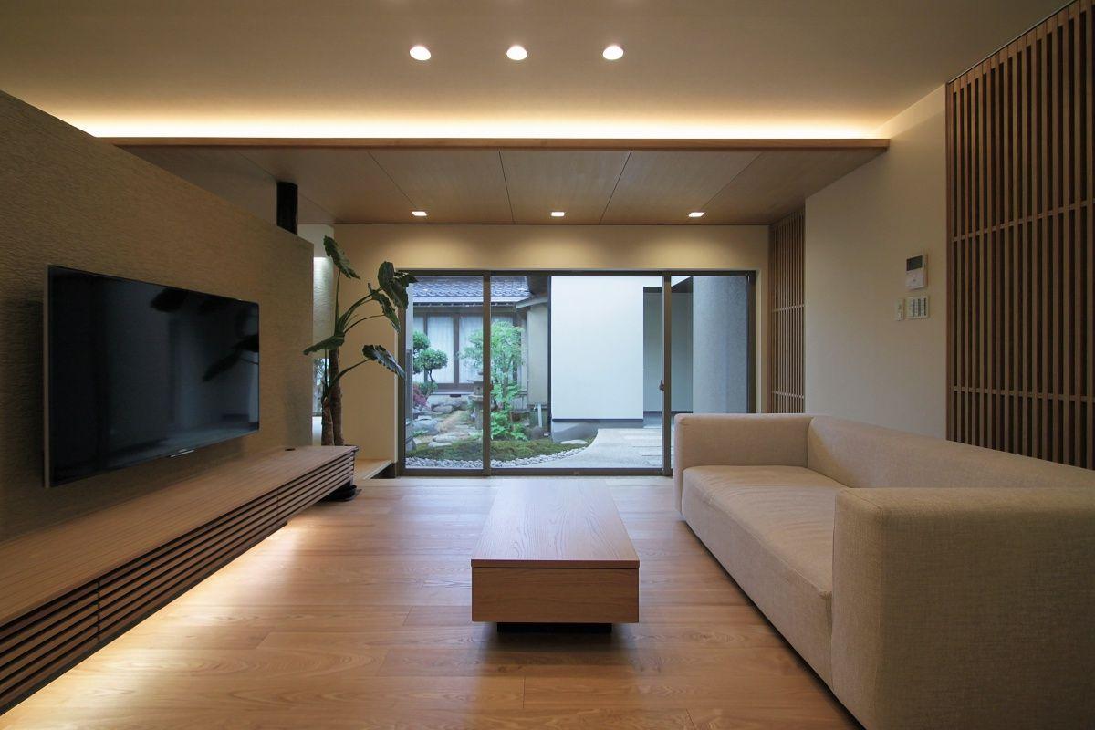 「和の魅力」を楽しむ住まい 棟別ギャラリー ほそ川建設株式会社|金沢に生きる家|石川県の新築・注文住宅・自由