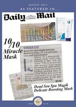 10 out of 10 for Spa Magik's Delicate Boosting Mask (Miracle Mask)