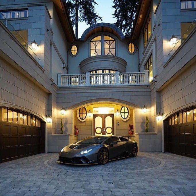 Lamborghini Or House? 🏛 ———————————————— #billionaire