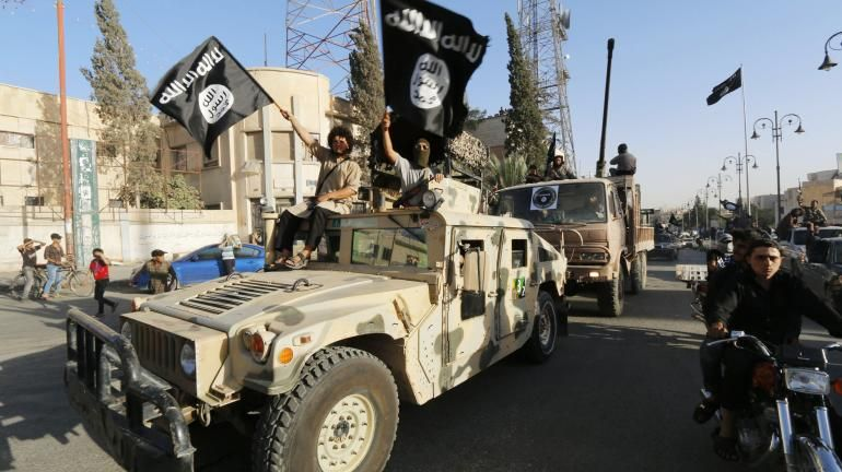 Despite a Barrage of U.S Airstrikes, ISIS Terror Army Drives to the Gates of Baghdad