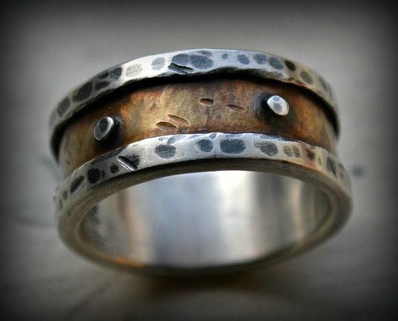 21 Badass Engagement Rings For Men Rings For Men Engagement Rings For Men Industrial Wedding Rings