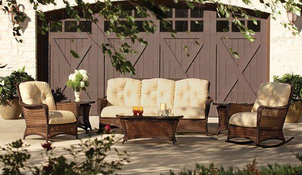 Wicker Outdoor Furniture Living By Green Acres Folsomoutdoor Folsom