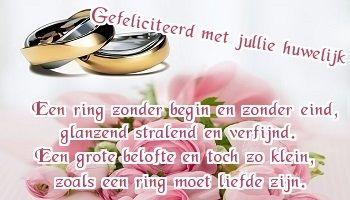 Felicitatie Huwelijk Plaatjes Felicitaties Huwelijk