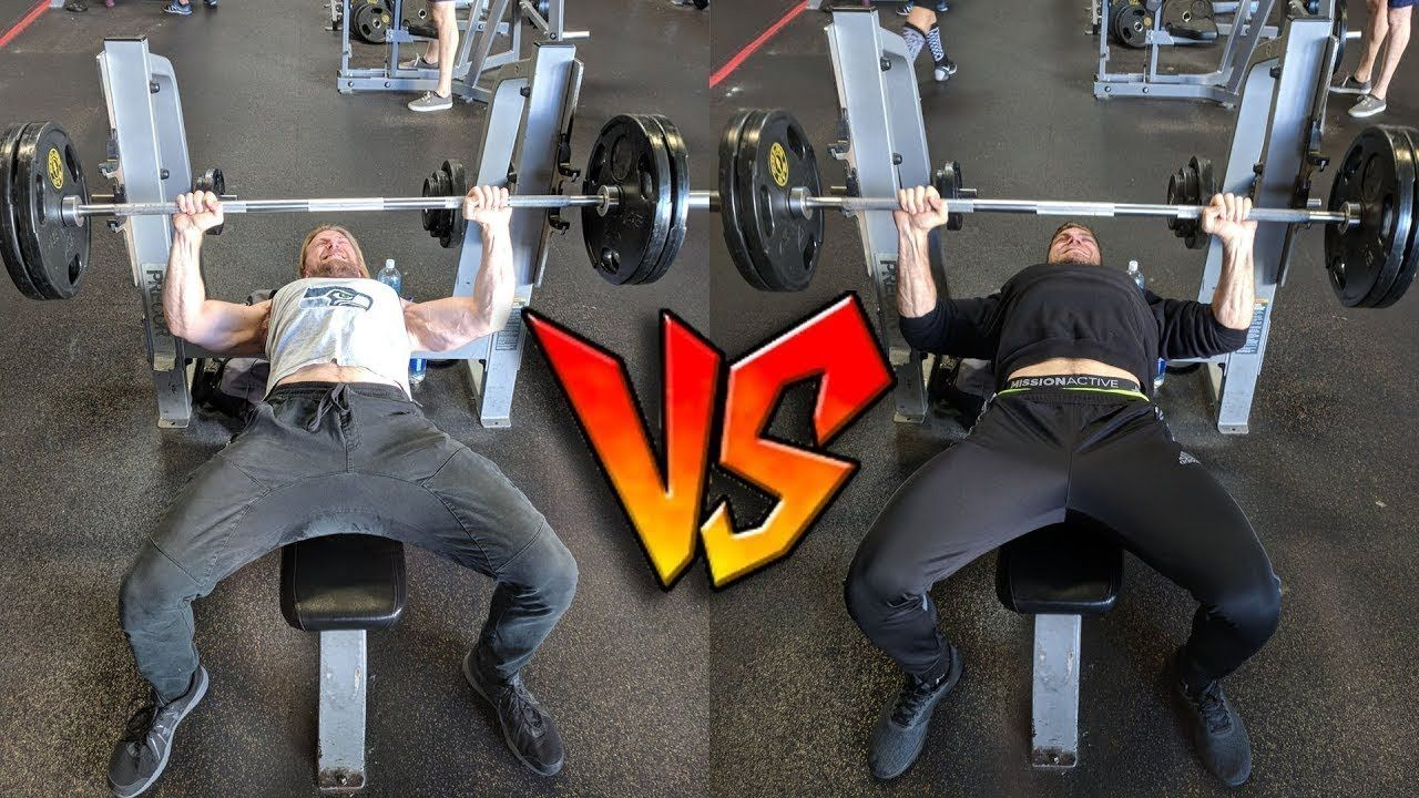 Which Buff Dude Is Stronger Bench Press Challenge Seattle Seahawks Experience Buffdudesfitnessvideo Bench Press Challenge Bench Press Health Plus