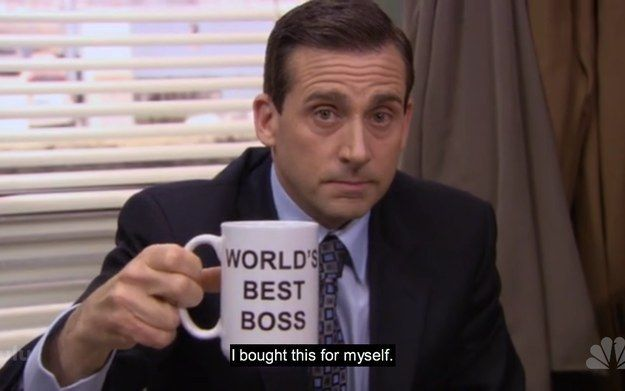 Ultimately Your Career Is Largely A Concept That Exists In Your Mind Michael Scott Quotes Best Michael Scott Quotes Michael Scott