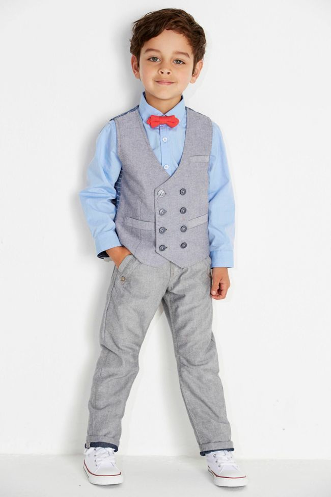 Saay Ping Edit Page Boy Suits Shorts Kids Wedding