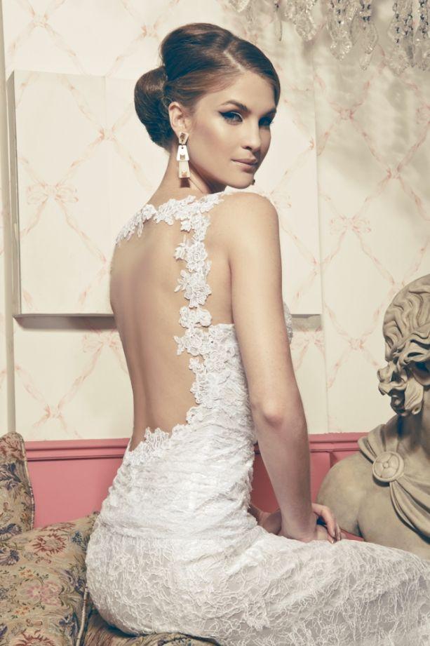 shimon dahan yona ben shushan 2013 spring collection glamorous wedding dresses