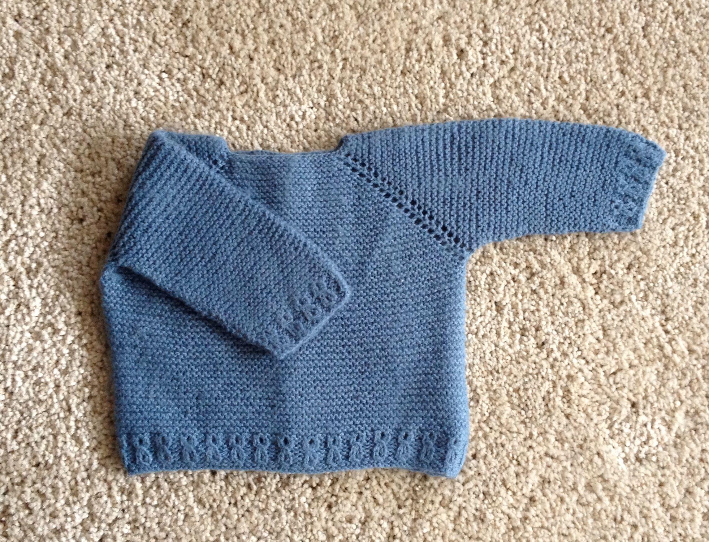 Jersey de bebé con falsos ochos! | CCD Babies | Pinterest | Jersey ...