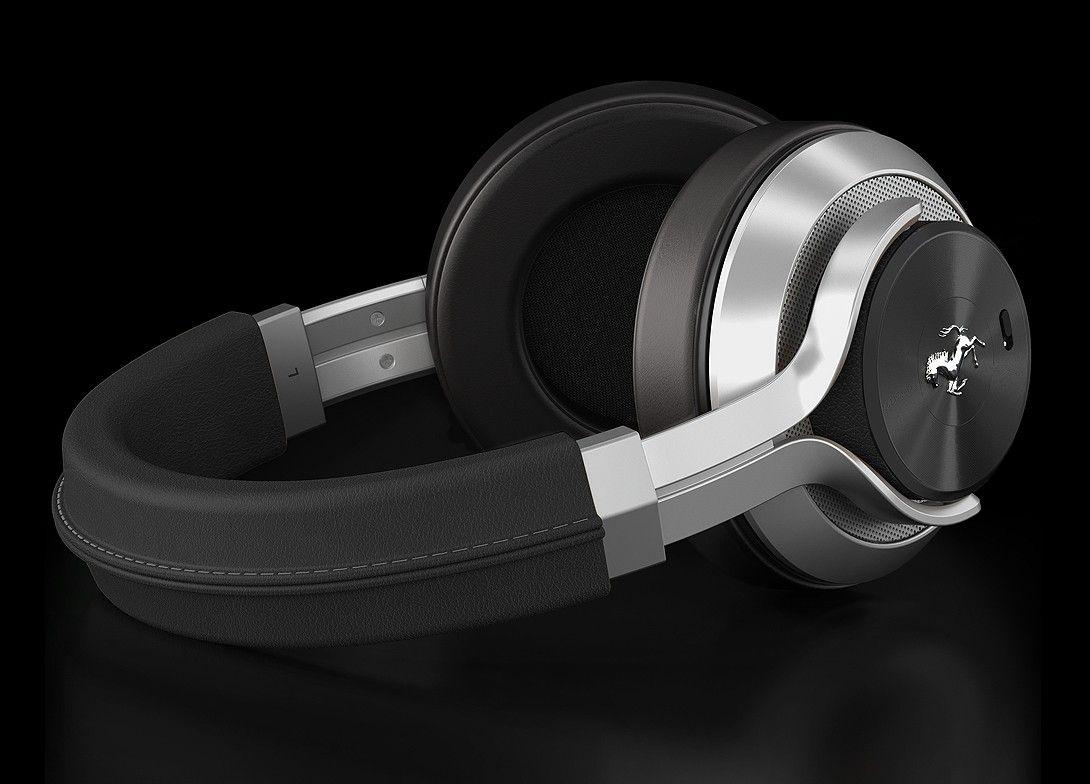 Ferrari Cavallino T350 Headphone Review Ferrari By Logic3 Headphones Headphones Review Headphone