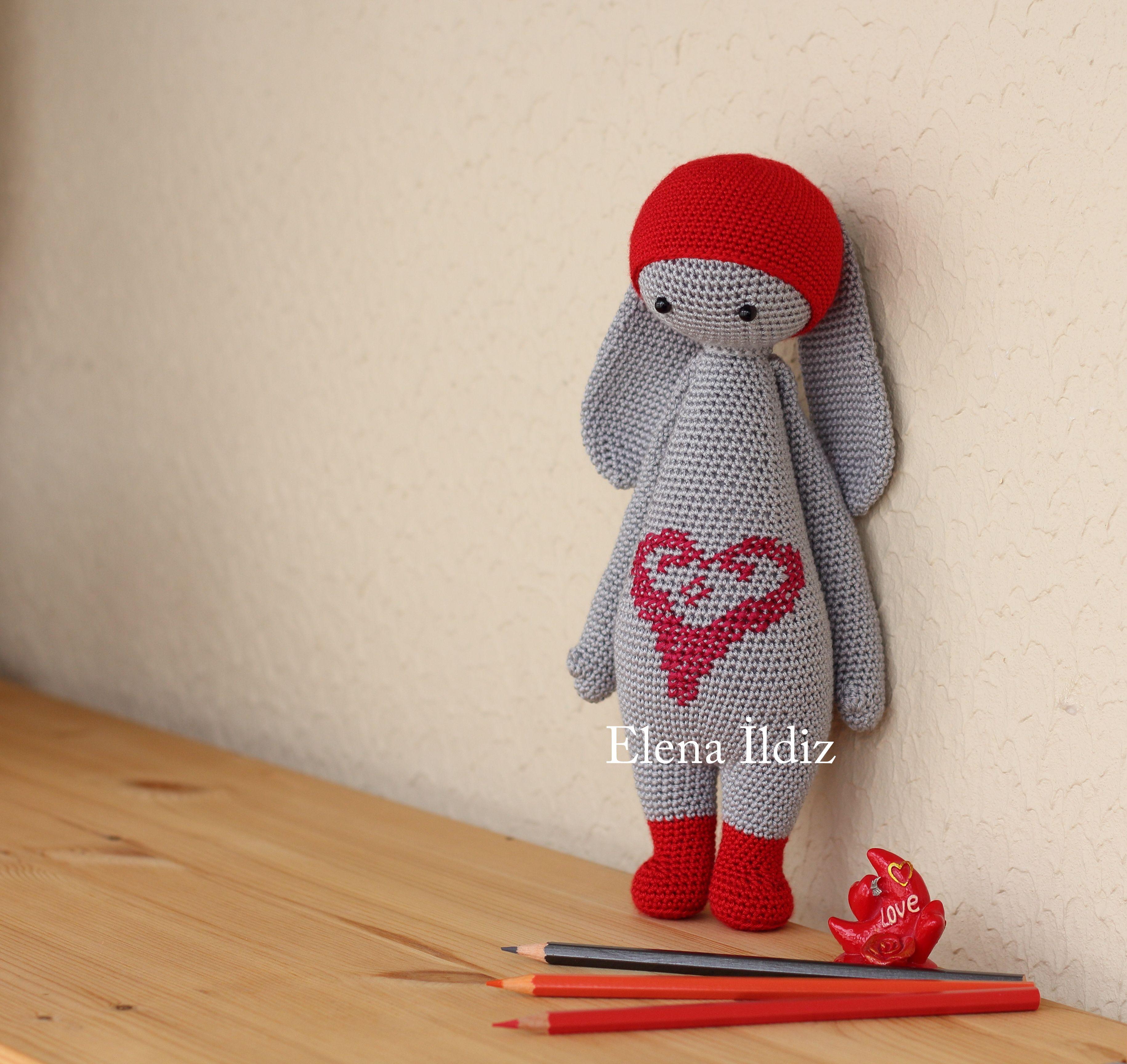 crochet pattern by lalylala | lalylalapatroontjes | Pinterest ...