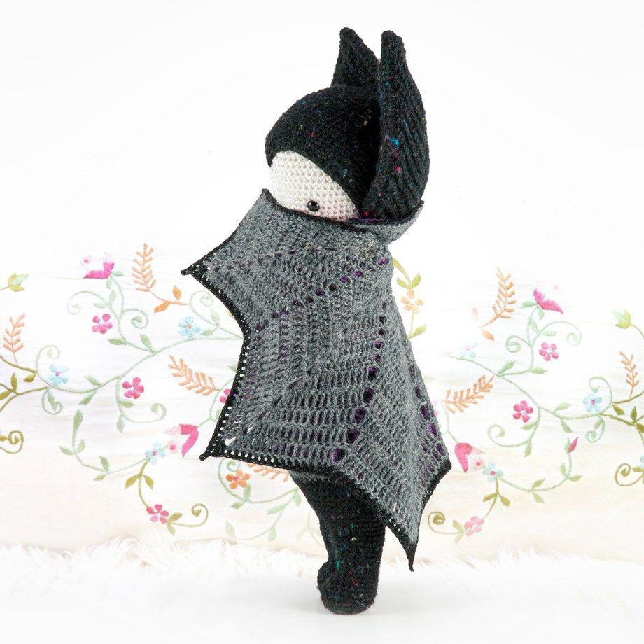 "lalylala » crochet pattern ""VLAD the vampire bat"" | Kids and ..."