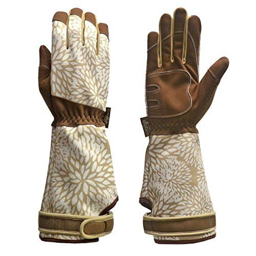 Women/'s Gardening Gloves Bright Sunflower Garden Gloves