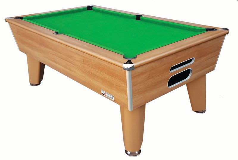 Classic pool table all finishes 6ft 7ft pool table