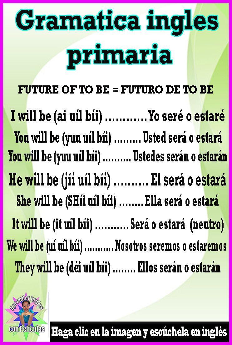 Gramatica Ingles Primaria Gramatica Ingles Grammar Aprender Ingles Grammar Como Aprender Ingles Rapido Como Aprender Ingles Basico Palabras Basicas En Ingles