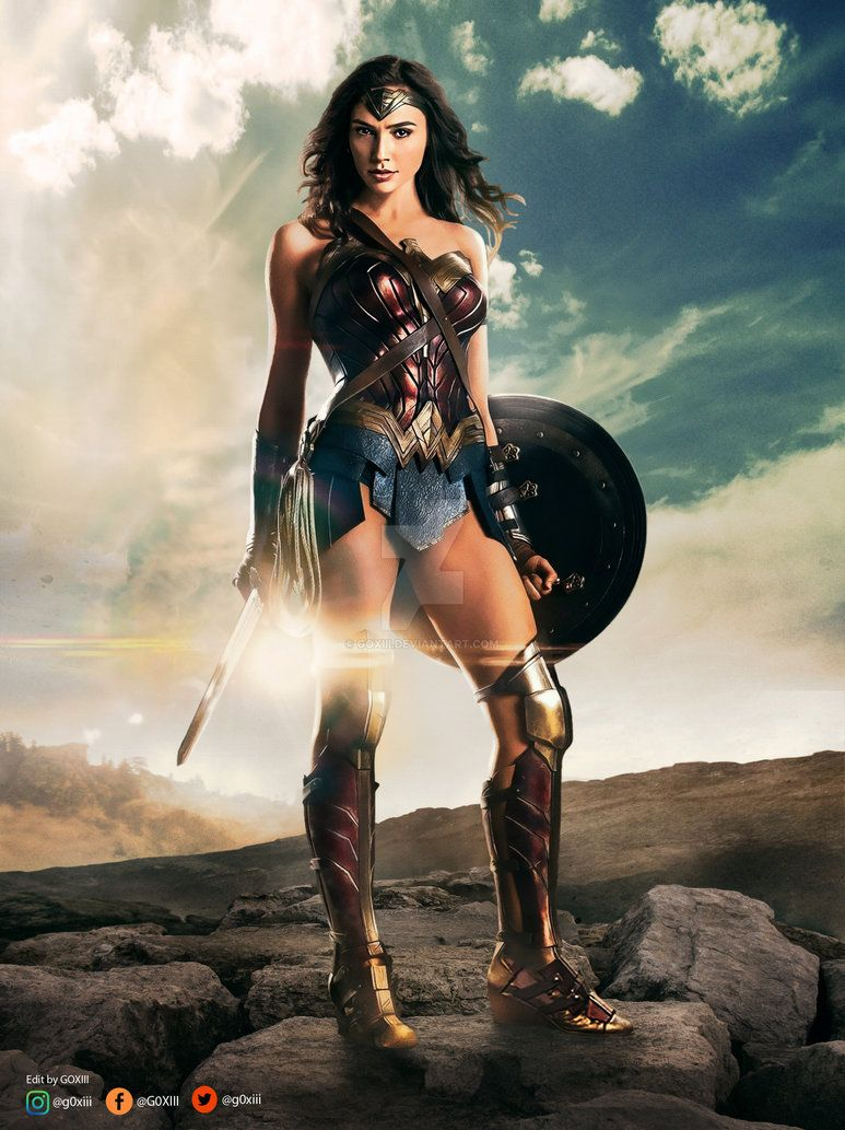 Justice League 2017 - Wonder Woman  Dcmarvel  Wonder -1667