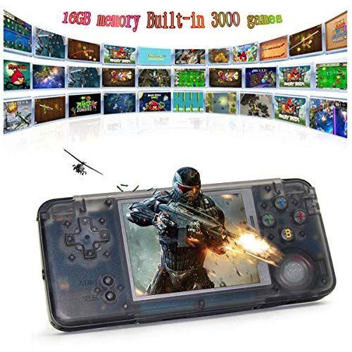 1a96892e26e8c KOBWA Handheld Game Console