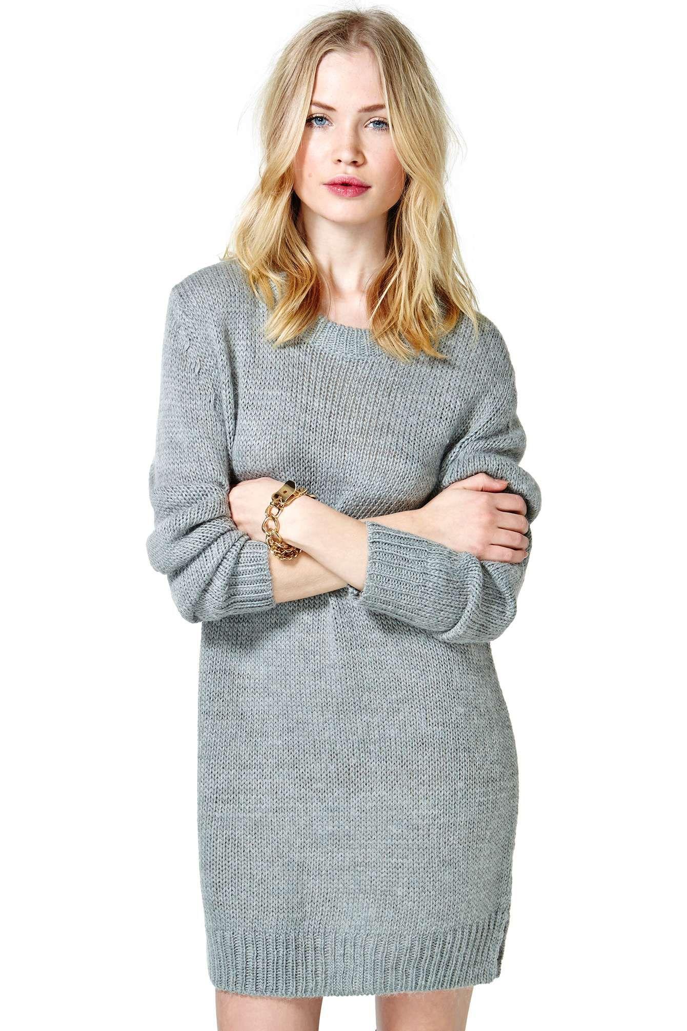 Cheap Monday Oregon Sweater Dress (Robb) | Stark Style | Pinterest ...