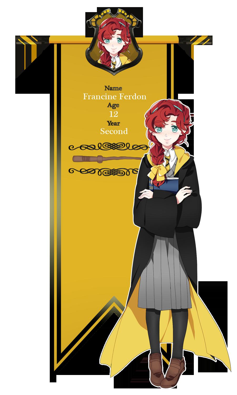 Illegibilus Francine by chewbeary on DeviantArt in 2020