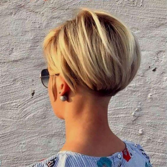 Short Hairstyles 2017 Womens 3 Bobcuts Frisuren Kurzhaarfrisuren Frisur Ideen
