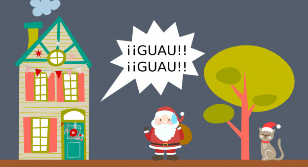 ¡La #Navidad esta a la vuelta de la esquina!  Hoy en el blog os hablamos cómo son estas celebraciones para nuestras #mascotas y que cosas tienes que tenéis que tener en cuenta para que todo salga perfecto tanto para tu #perro o #gato como para el resto.  ¿Tenéis en cuenta a vuestros #peluditos a la hora de planear las fiestas? www.boruanimales.com