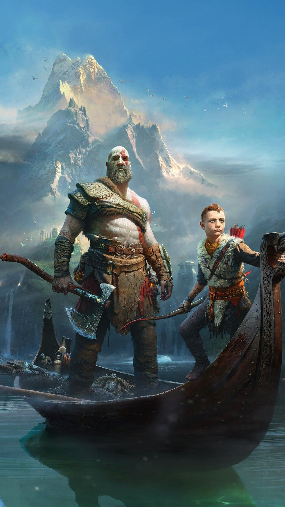 24+ God Of War Background Wallpaper Pics