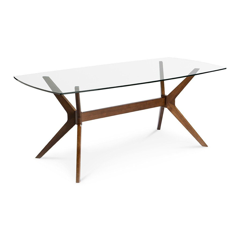 Image Result For Scandinavian Dining Table Glass Top Dining Table Dining Table Scandinavian Dining Table [ 1024 x 1024 Pixel ]