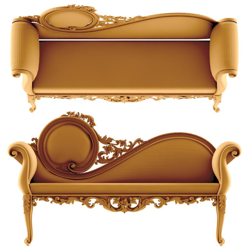 3d Stl Model Sofa Furniture Stl File Free Download 3axis Co Sofa Furniture Furniture Wood Carving Furniture