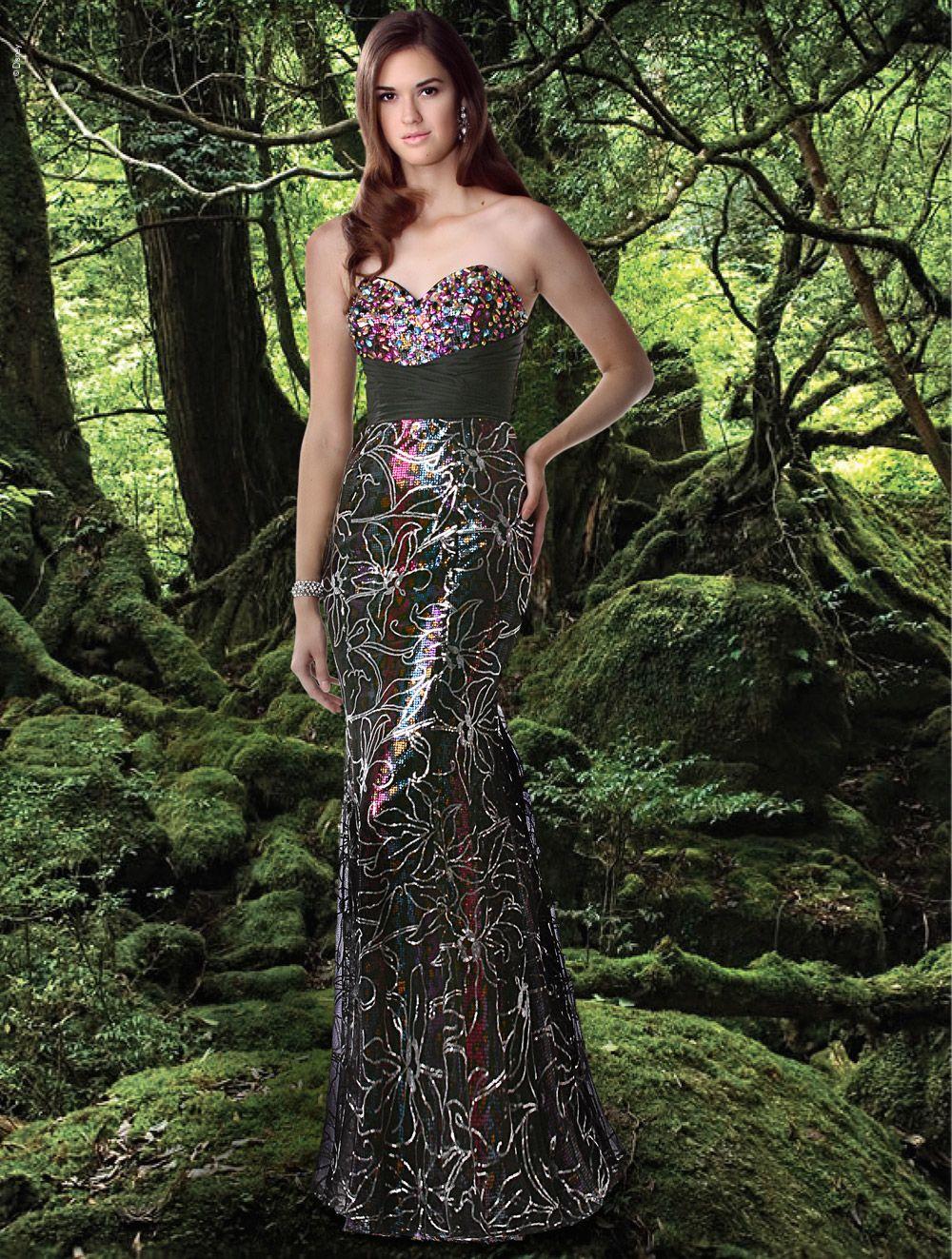 Disney forever enchanted prom dress prom pinterest prom prom