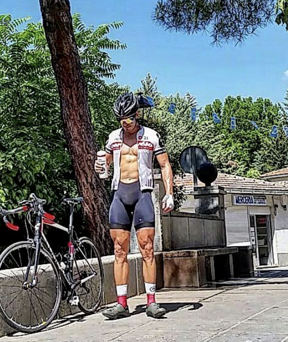 Color : Cycling Jersey, Size : 4XL HappyL Pro Cycling Fahrrad-Kleidung Mit Langen /Ärmeln Der Herbst-M/änner S Radtrikot MTB Bike-Bekleidung Herren Radfahren Kleid Langarm