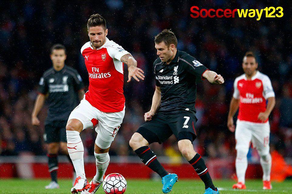 Cuplikan Highlights Arsenal Vs Liverpool 0 0 Arsenal V Liverpool Liverpool Premier League Premier League