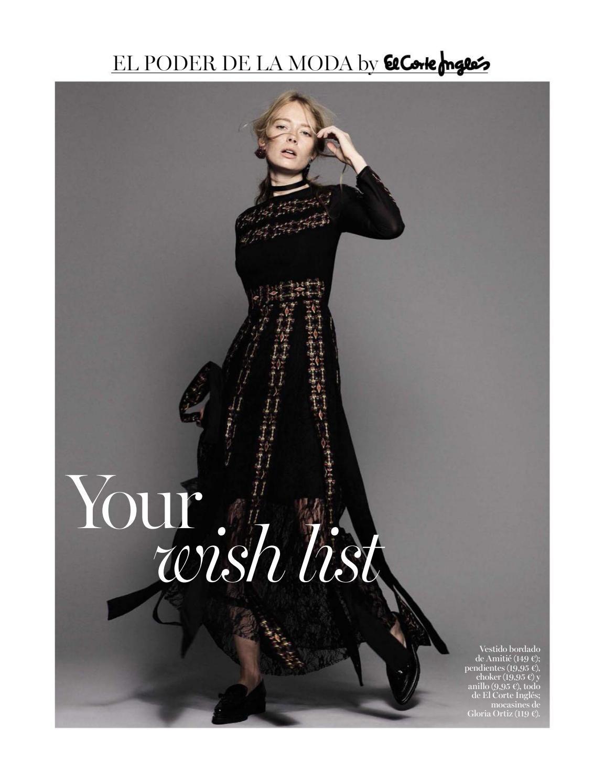 Vogue spain diciembre 2016 by TIO FEO issuu | FASHION