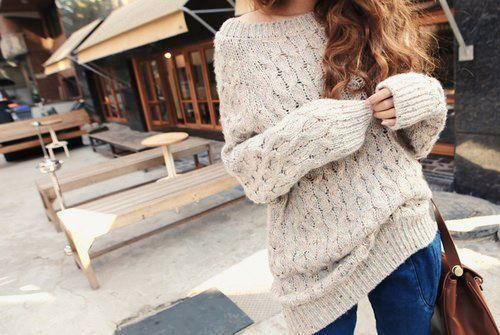sweaters to live in