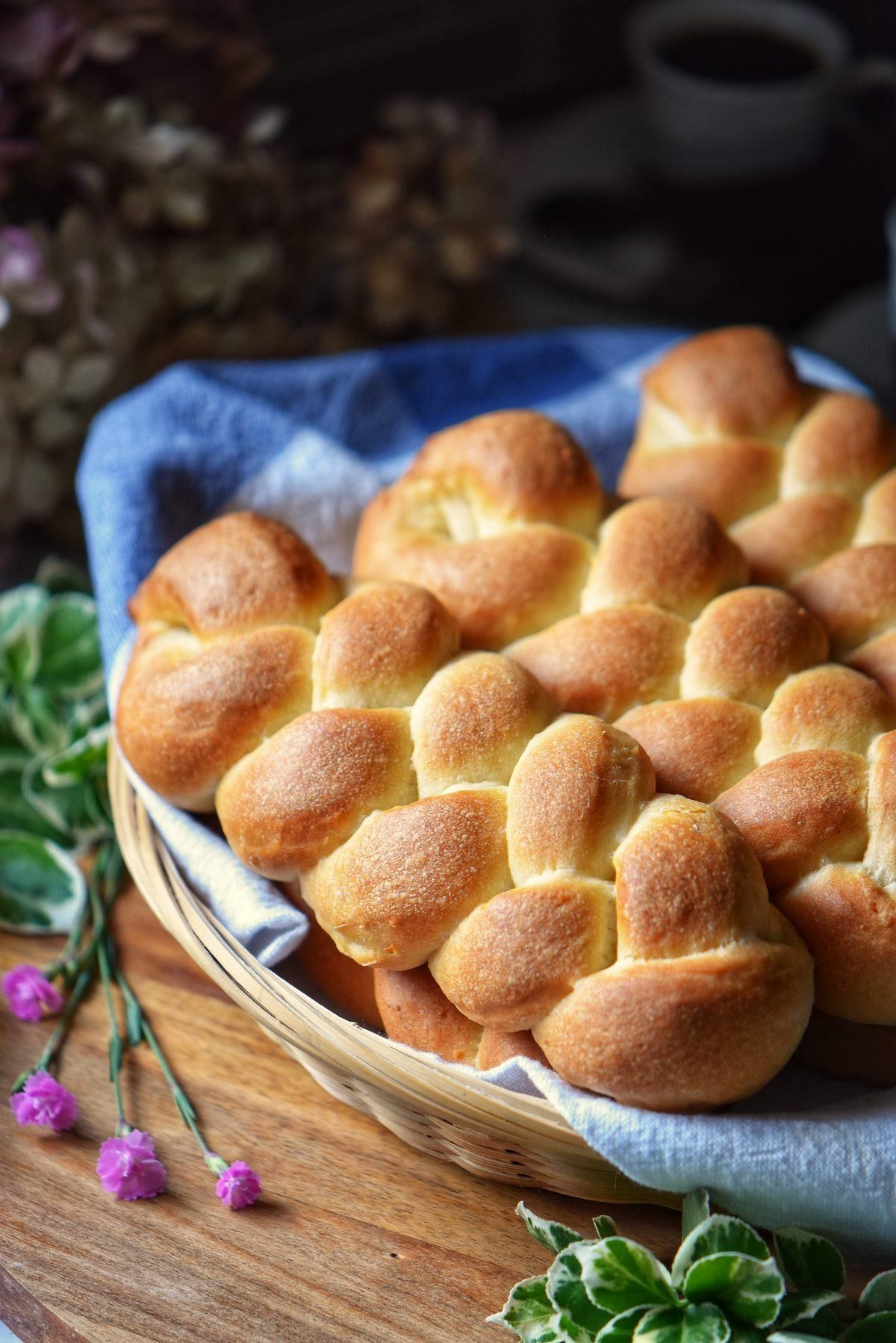 This Braided Sweet Bread Recipe Has A Soft And Tender Crumb That Is Light And Airy The Addit In 2020 Buttermilk Recipes Bread Recipes Sweet Braided Sweet Bread Recipe