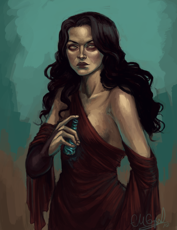 who was medea in greek mythology
