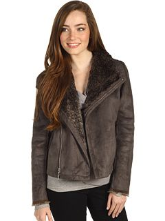 the winter version of your leather jacket