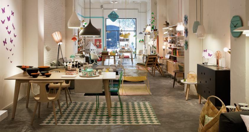 Nordicthink Shop Online The Best Of Scandinavian Design Shop Interiors Scandinavian Design Contemporary Design