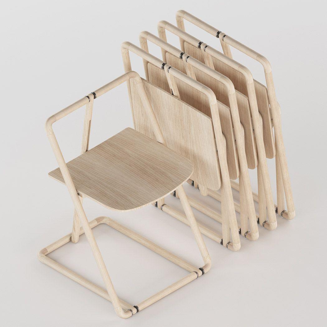 One Flippin Cool Chair Yanko Design Cool Chairs Modular Chair Chair Design