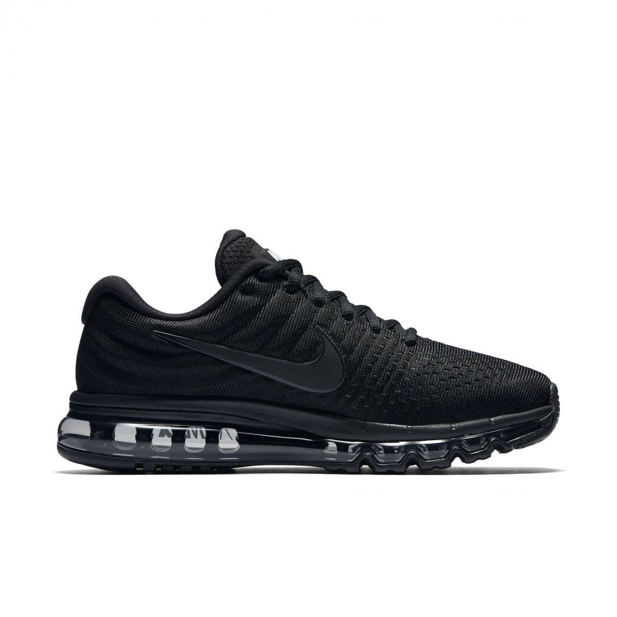 huge selection of 235e0 1a72f Baskets Nike Air Max 2017 Noir Homme - Taille   42 43 44 45 46 40 41 47