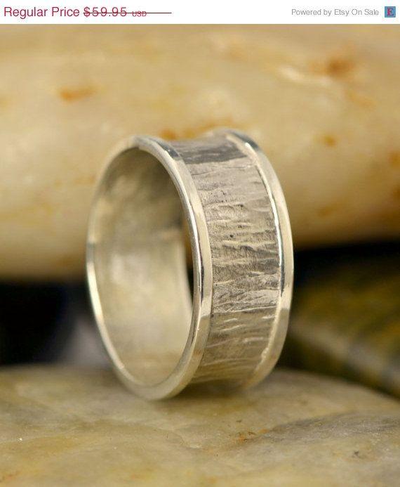 10K Solid White Gold Thumb Ring Free Beautiful Pomegranate Gift Box