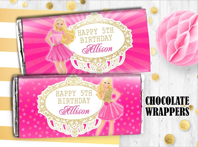 Featured Etsy Product   Barbie party, Barbie birthday ... (810 x 600 Pixel)
