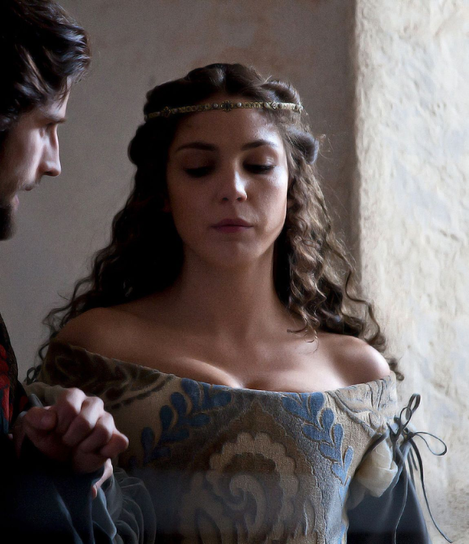 Borgia - Carlotta d'Aragona