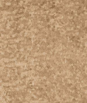 Dull Gold Glitz Sequin Fabric | onlinefabricstore.net