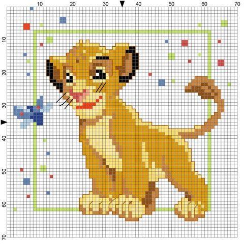 Download idee a punto croce punto croce bambini for Idee punto croce neonati