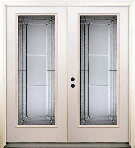 French Door For The Replacing The Patio Door Mastercraft Fl 686