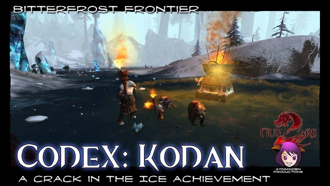 Codex Kodan Achievement Guild Wars Guild Wars 2 Achievement