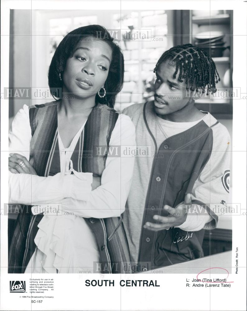 South Central Tv Series Tina Lifford And Larenz Tate Sitcoms
