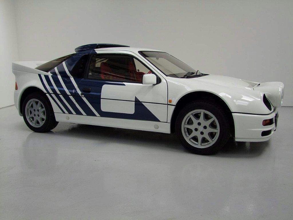 1988 Ford RS200 1.8 2dr via Autotrader Autotrader, Toy
