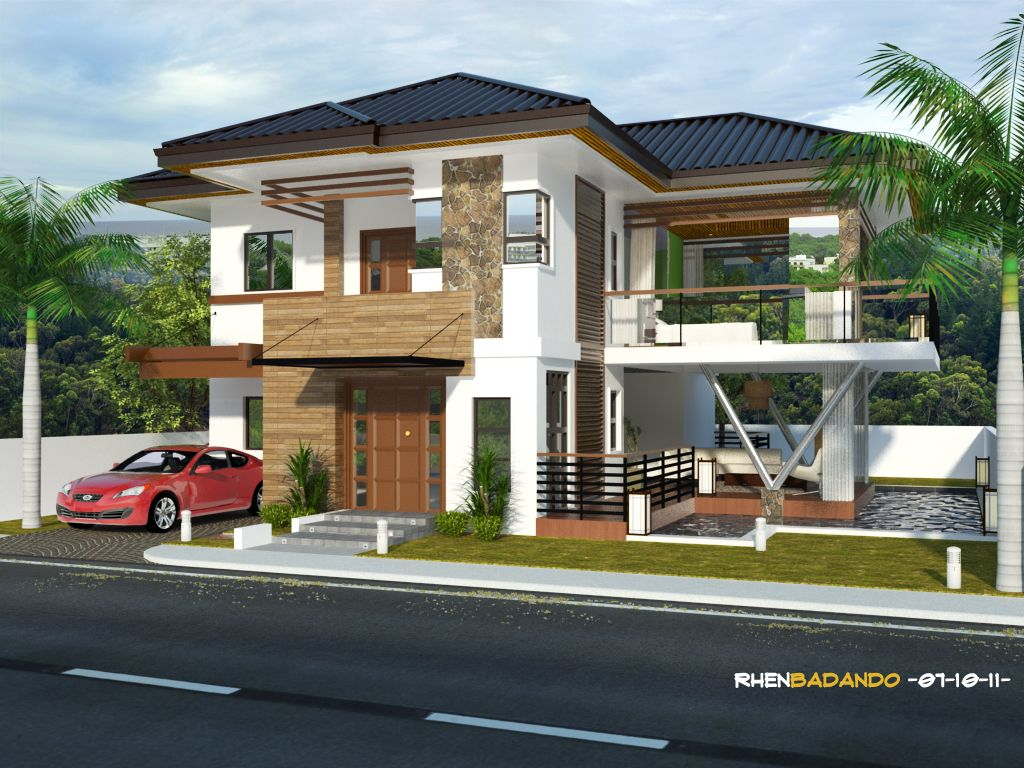 Build My Dream House Homesfeed With Images House Designs Exterior Philippine Houses Philippines House Design